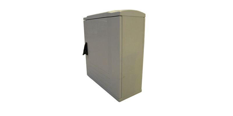Commercial Meter Boxes & Kiosks