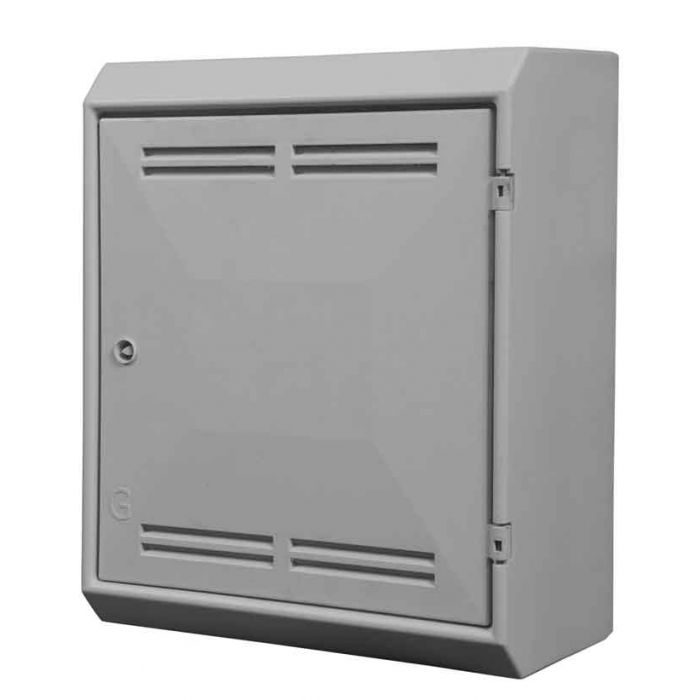Mark 2 Surface Mounted Gas Box Door and Frame - UK Standard (503 x 407mm  sc 1 st  Gas and Electric Meter boxes & Gas Meter Box Doors - Replacement Doors | Meter Boxes Direct UK pezcame.com