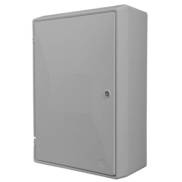 UK Standard Surface Mounted Electric Meter Box (596 x 410 ...