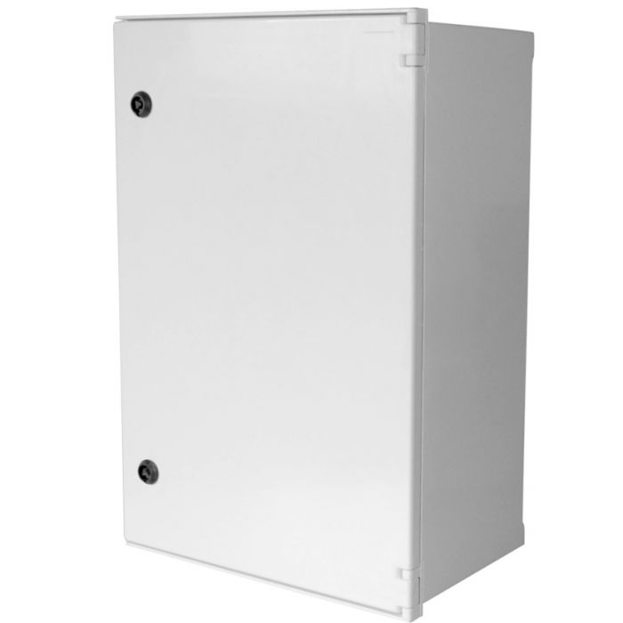 Weatherproof Electric Cabinet -IP65 Rated (600x400x230mm)