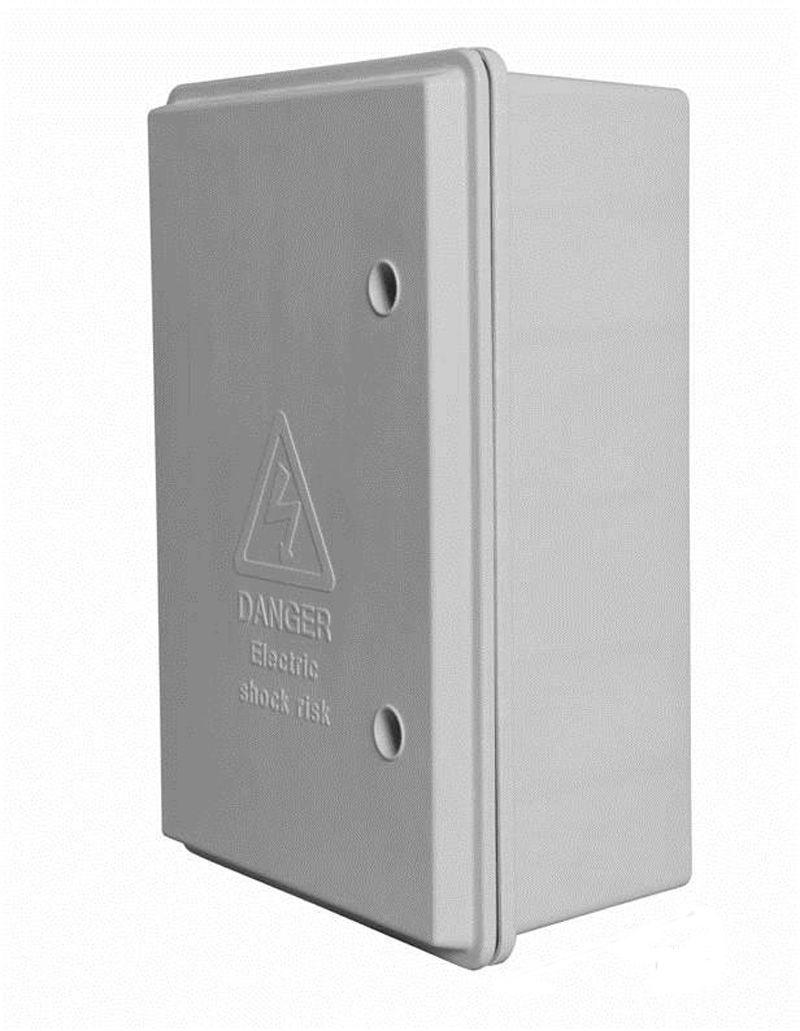 Meter Box Connectors : Weatherproof electric cabinet ip rated mm