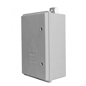 Pole Top Street Lighting Meter Box IP65 Rated (360 x 252 x 140mm)