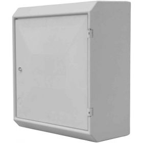 Mark 2 Surface Mounted Electric Meter Box - (503 x 408 x 236mm)
