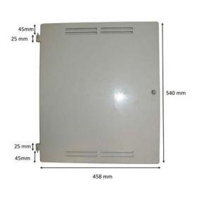 Mark 1 replacement gas meter box door