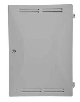UK Standard Mark 2 Recessed Gas Meter Box Door - (550x383mm)