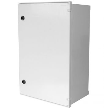 Weatherproof Electric Cabinet IP65 Rated (600 x 400 x 230mm)