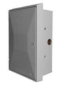 UK Standard Recessed Electric Meter Box (595 x 409 x 210mm)