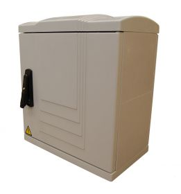 IP43 GRP Rated Kiosk - 500x500x300mm