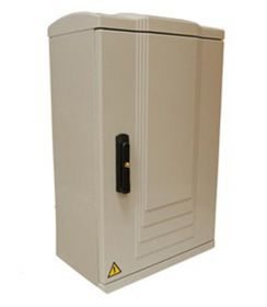 IP43 Rated Electric Kiosk - 750x500x300mm