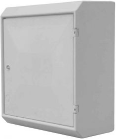 Mark 2 Electric Meter Box with a surface / wall mounted fit