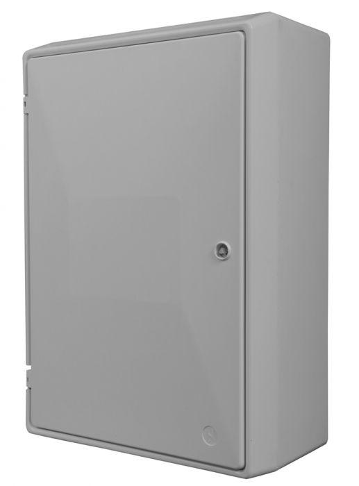 UK Standard Surface Mounted Electric Meter Box (596x410x220mm)