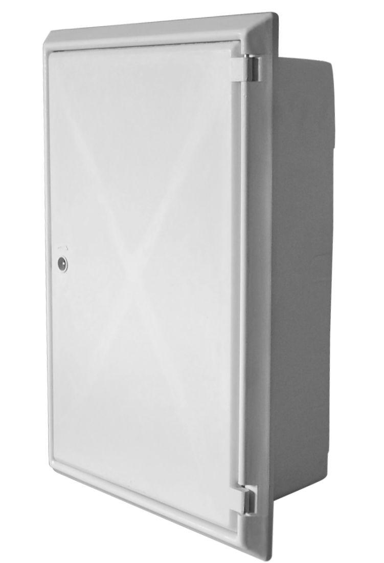Small Permali Electric Meter Box 615x425x185mm