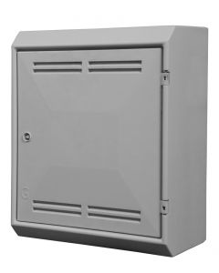 UK Standard Mark 2 Surface Mounted Gas Meter Box (510 x 408 x 242mm)