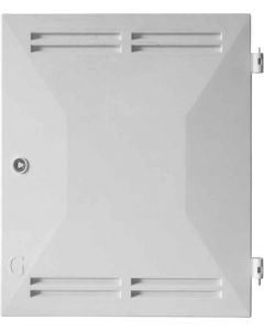 Mark 2 Surface Mounted Gas Meter Box Door - UK Standard (344 x 381mm)