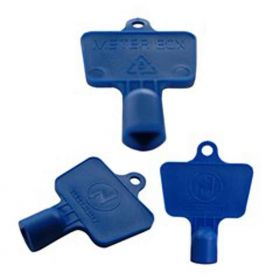 Electric Meter Box Keys - 2 Pack