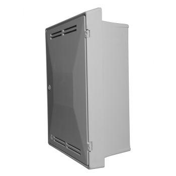 UK Standard Mark 2 Recessed Gas Meter Box (595 x 409 x 214mm)