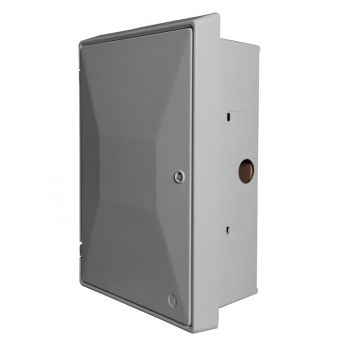 UK Standard Recessed Electric Meter Box (595 x 409 x 210mm)