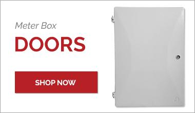 Meter Box Doors