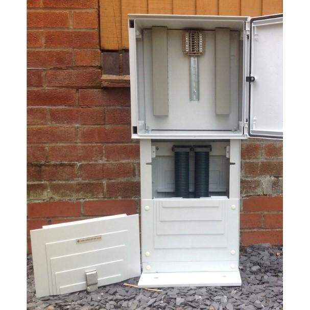 pedestal mounted kiosk